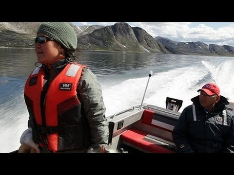 Working in Arctic National Parks