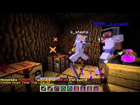 MineZ: MY SUBS HACK?!?!