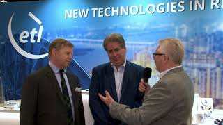 SatTV talks to ETL Systems and Atlantic Microwave