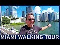 Walking tour of Miami and the contrast from Brickell to historic Little Havana - Traveling Robert