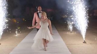 BE OUR GUEST! Beauty and the Greek's fairytale first dance!