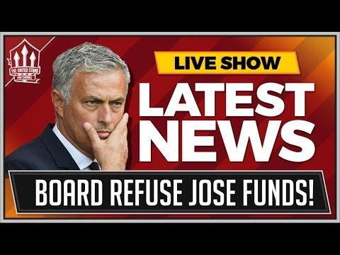 MOURINHO Handed Transfer Ban! Manchester United Transfer New