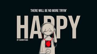 Gambar cover happy - skinnyfabs | 1 jam dengan lirik
