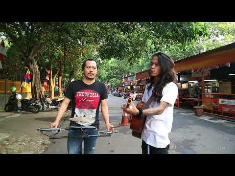 Anjai Kren Kali Pengamen ini cover BALADA PELAUT Lagu Daerah MANADO