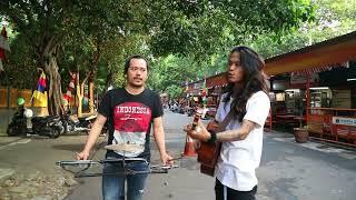 Download Mp3 Anjai Kren Kali Pengamen Ini Cover Balada Pelaut Lagu Daerah Manado
