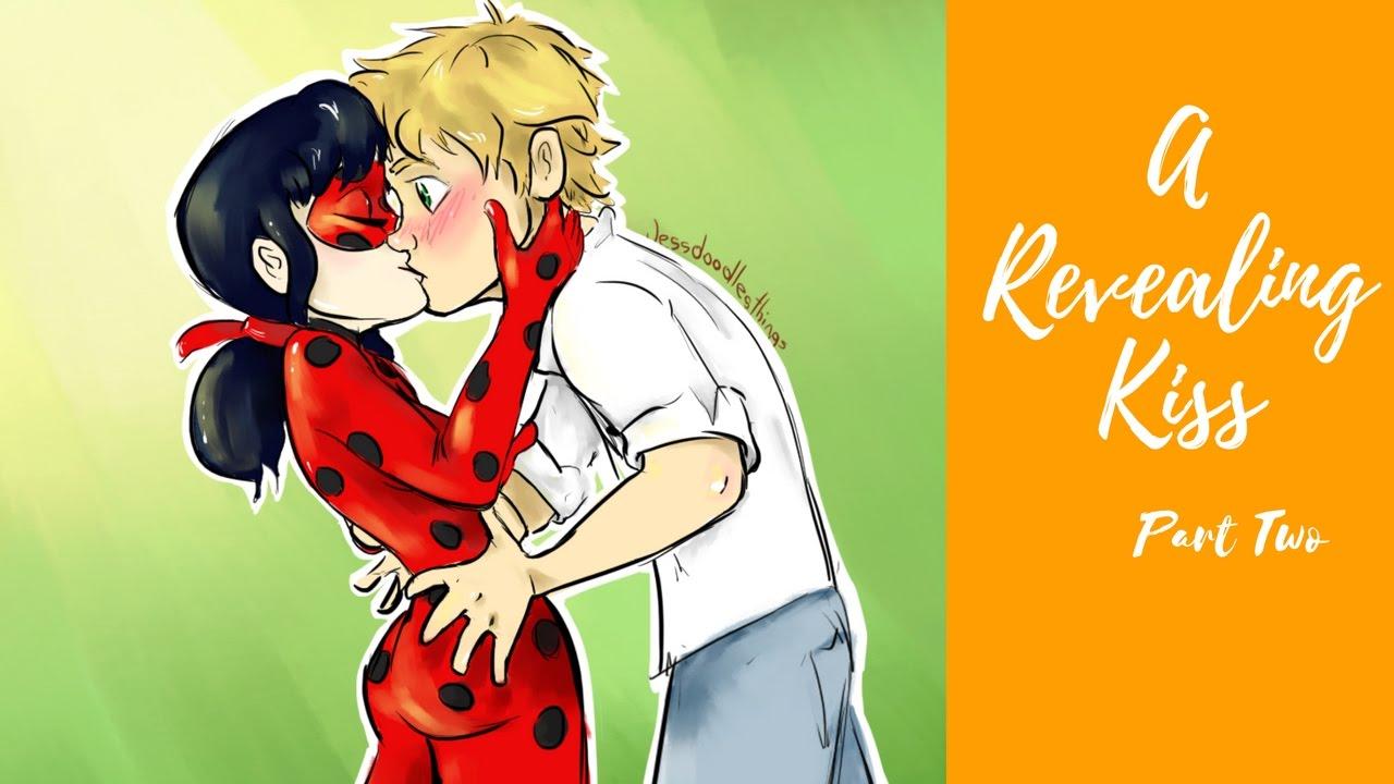 A Revealing Kiss (Part 2/2) - A Miraculous Ladybug Fanfiction