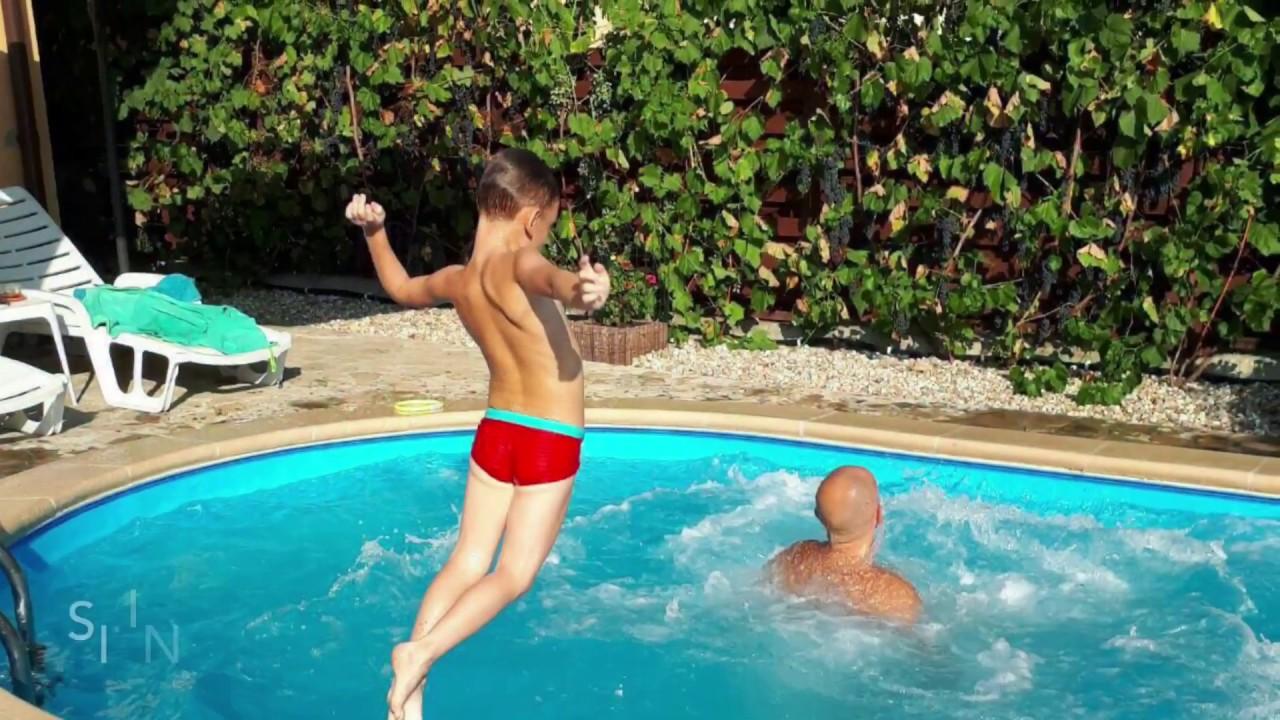 Construcție piscina cofraje polistiren Cu Liner accesibil eficient și de durata