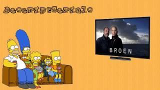 Аудио описание сериала: Мост / Broen