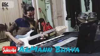 Janam Janam from DILWALE Keyboards n Guitars Rock Cover performed by ArMann Raaz
