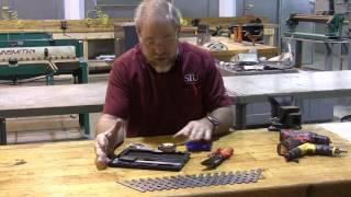 AVT 206 A&P Shęet Metal Class Intro