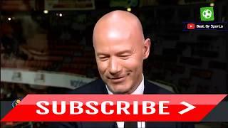Gary Lineker jokes t๐ Alan Shearer in live TV