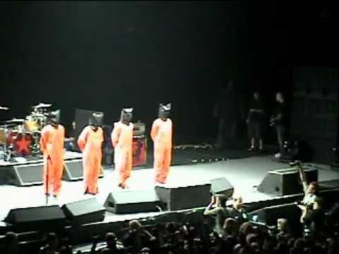 Rage against the machine - Bombtrack - Minneapolis MN - 2008