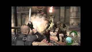 Resident Evil 4 Insane Condition Mod Part 8
