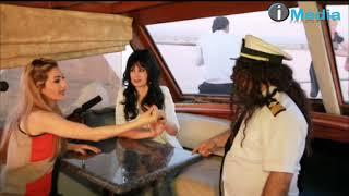 Yacht Al Nogoum Program - Layla Samor | برنامج يخت النجوم - ليلى سمور