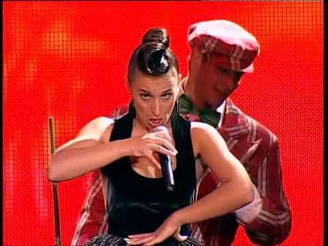 "Jamala ""Gopher Mambo"" (Yma Sumac cover) - The Revue Show 2009"
