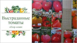 Выстраданные сорта томатов для теплицы 2018г.