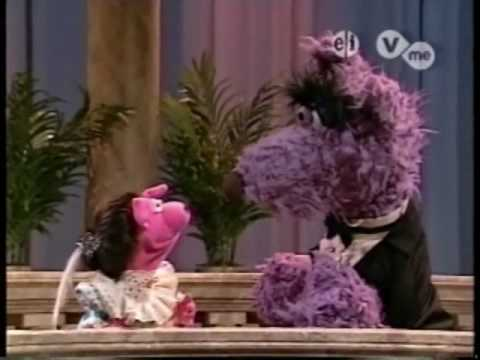 Sesame Street Monsterpiece Theater Dances With Wolves
