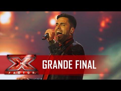 Cristopher emociona cantando Demi Lovato | X Factor BR