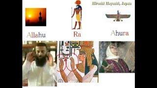 2363(6)Gods Genealogy・Ra=Marduk(Z Sitchin)神々の系図・ラー=マルドック説byはやし浩司Hiroshi Hayashi, Japan