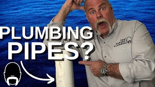Plumbing Basics - What Type Pipe to Use in Plumbing