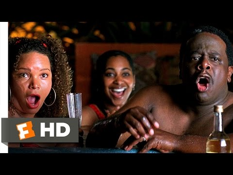 Johnson Family Vacation (1/3) Movie CLIP - Butt Naked in 304 (2004) HD