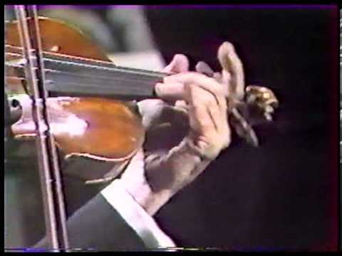 "Viktor Tretyakov plays Ravel ""Tzigane"""