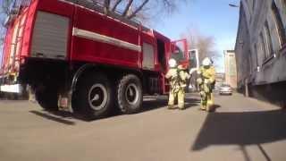ПТУ Рудоавтоматика ЦЛТС! Пожарная безопасность 2014 год! видео на 1 место!(, 2014-04-29T19:46:44.000Z)