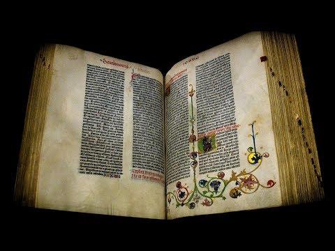 Как называется первая печатная книга