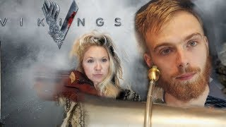 VIKINGS - If I Had a Heart | Fever Ray | Cover by Hannah Woolmer