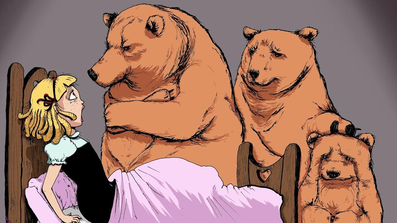 Goldilocks and the jivin bears