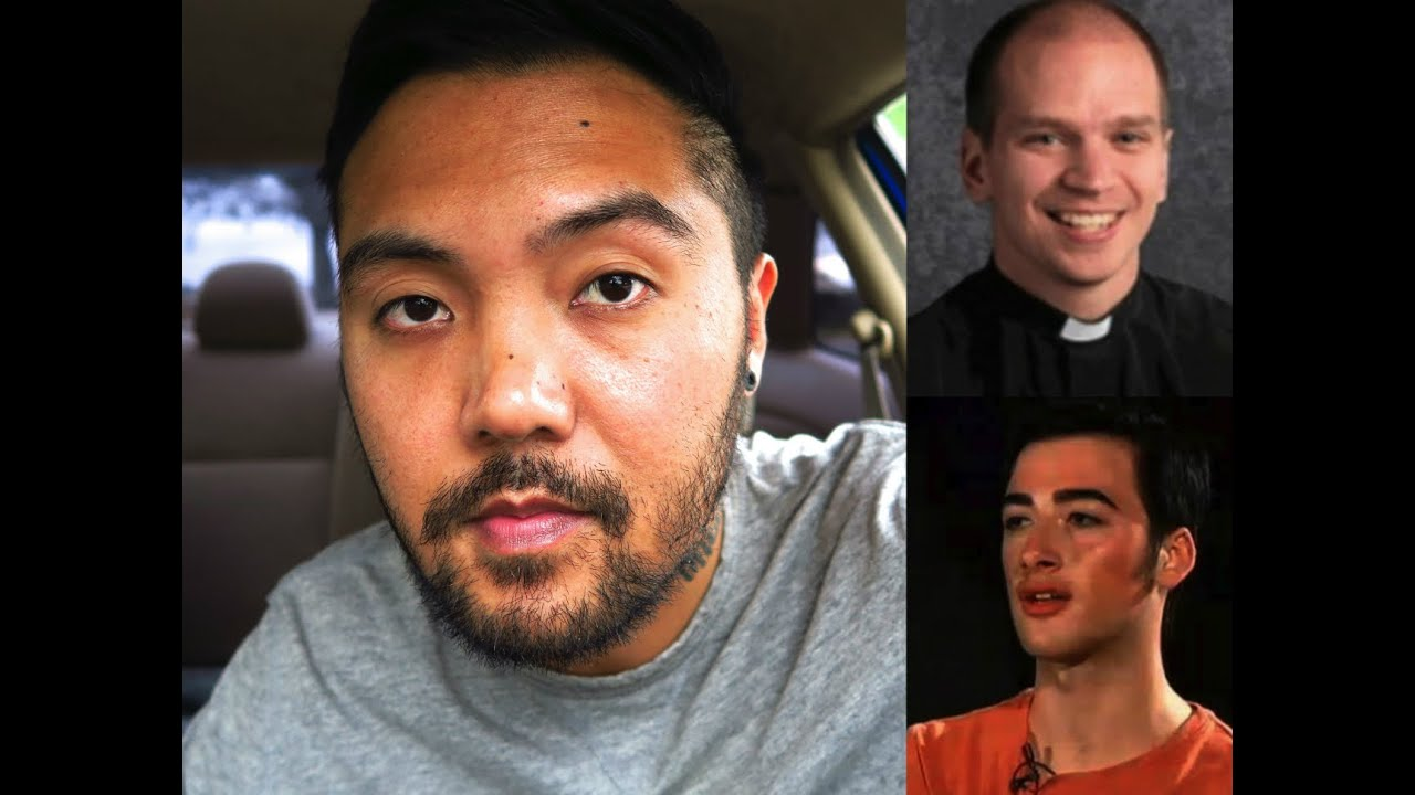 caught gay Pastors in
