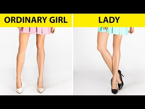 20 Things to Avoid to Become a Real Lady