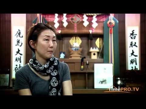 Interview with Kuristina Oyama. The daughter of the legend of Kyokushin Karate - Mas Oyama Sosai