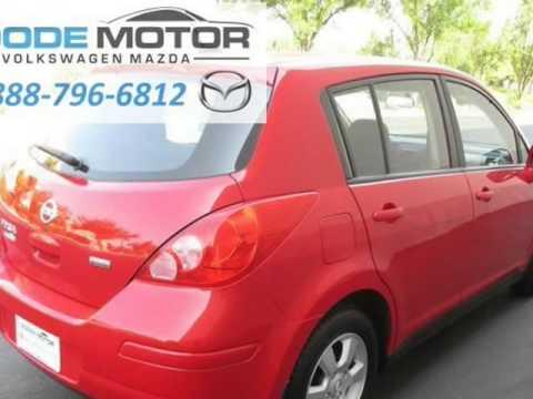 2012 Nissan Versa (TwinFalls, Idaho)