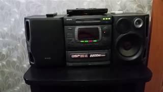 Музыкальный центр AIWA  NSX - 999 MK II
