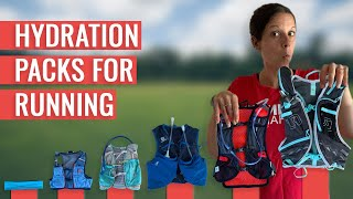 How Do You Choose A Running Vest? | Hydration Packs For Runners