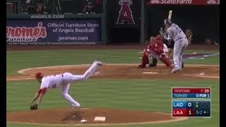 MLB Pitchers Falling Down