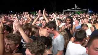 Grado Sound of Waves festival 2013  Tommy Vee dj set
