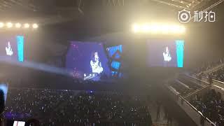 張韶涵提及《歌手2018》 選歌︳純粹remix巡迴演唱會廈門站20180113