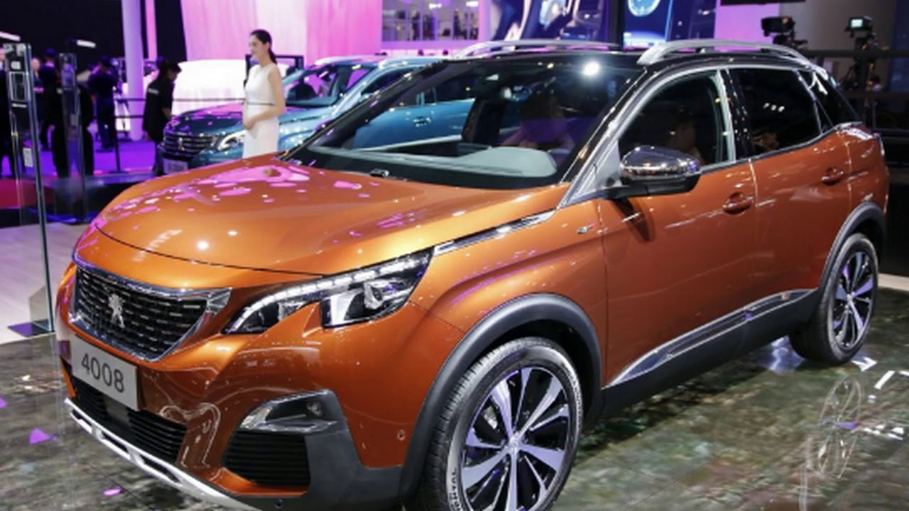 New Peugeot 4008 Coupe Suv Set To Arrive In 2020 Youtube