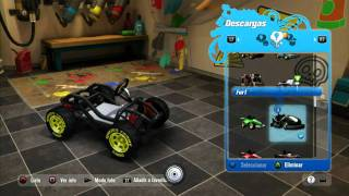Modnation Racers - Mods + Gameplay (Multiplayer)
