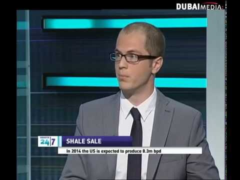 Lannister Knight DMCC TV Interview with Emirates 24/7 News on Shale Oil