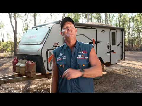 WIN a Jayco Crosstrak thanks to the 4WD and Adventure Show