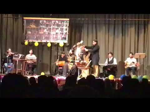 Live performance of a international singer at town hall Walthamstow