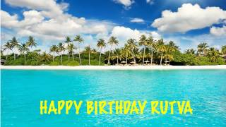 Rutva   Beaches Playas - Happy Birthday