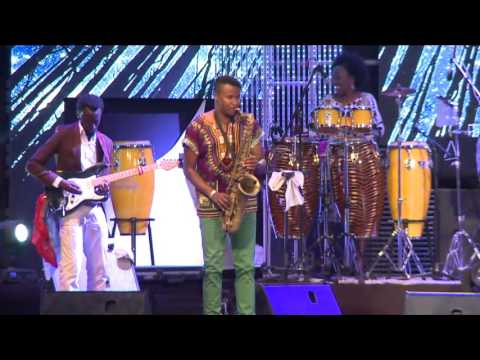Nairobi Horns Project at Safaricom International Jazz Festival Full Concert
