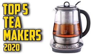 ✅ Best Tea Makers 2020 || What are the best Tea Makers?
