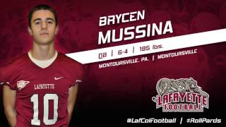 Signing Day: Brycen Mussina