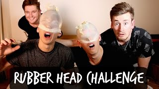 THE RUBBER HEAD CHALLENGE