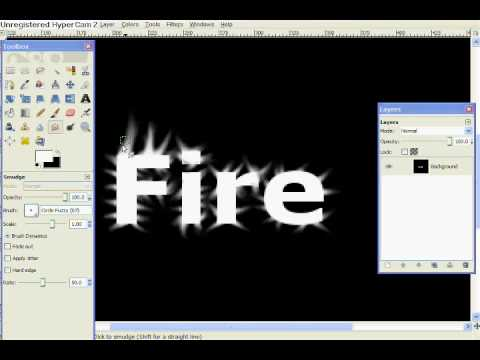 FlamingText Gimp Download (Free trial)